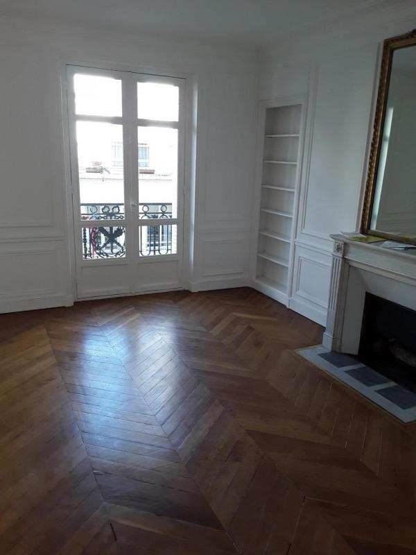 Rental apartment Paris 16ème 3500€ CC - Picture 1