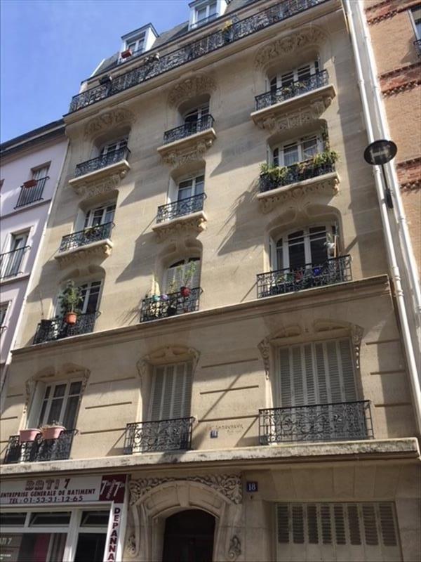 Produit d'investissement appartement Paris 17ème 150000€ - Photo 1