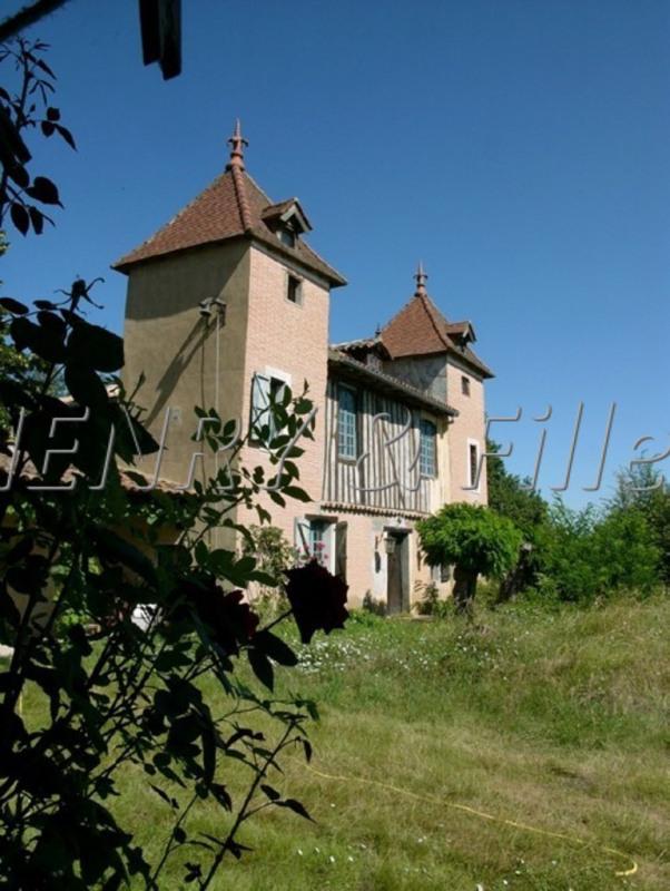 Sale house / villa Samatan 14 km sud ouest 298000€ - Picture 1