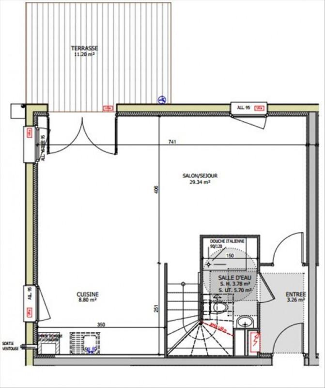 Vente maison / villa Cranves sales 328500€ - Photo 2