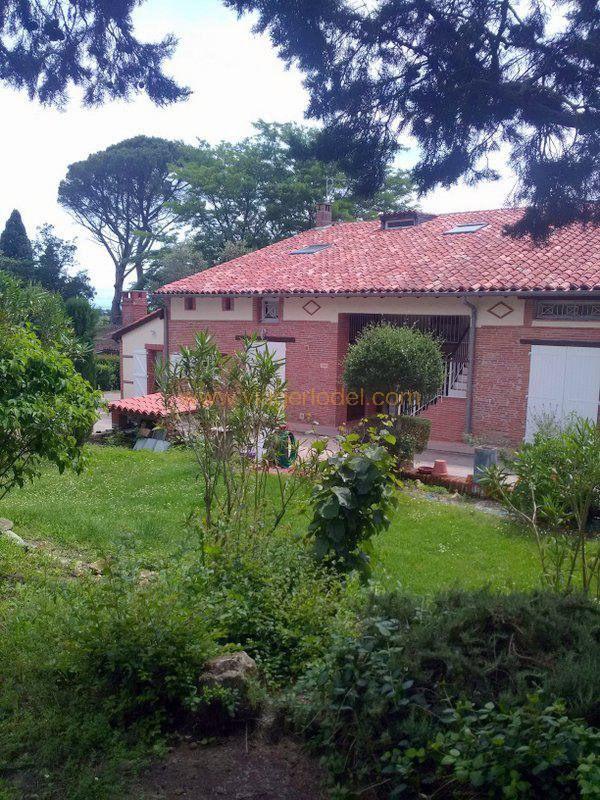 Lijfrente  huis Baziège 660000€ - Foto 2