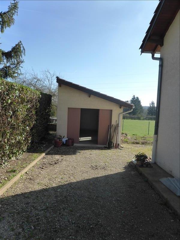 Sale house / villa Villars les dombes 252000€ - Picture 9