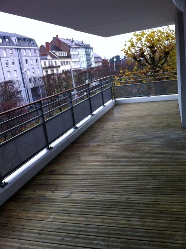 Rental apartment Strasbourg 983€ CC - Picture 2