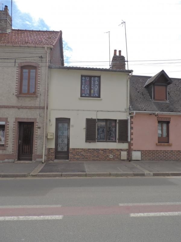 Vente maison / villa Abbeville 54 900€ - Photo 1