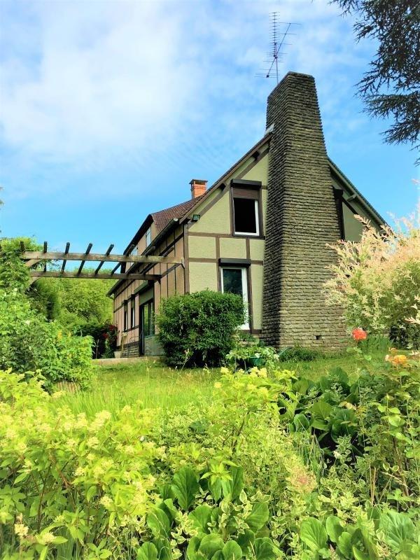Sale house / villa Martagny 220000€ - Picture 1
