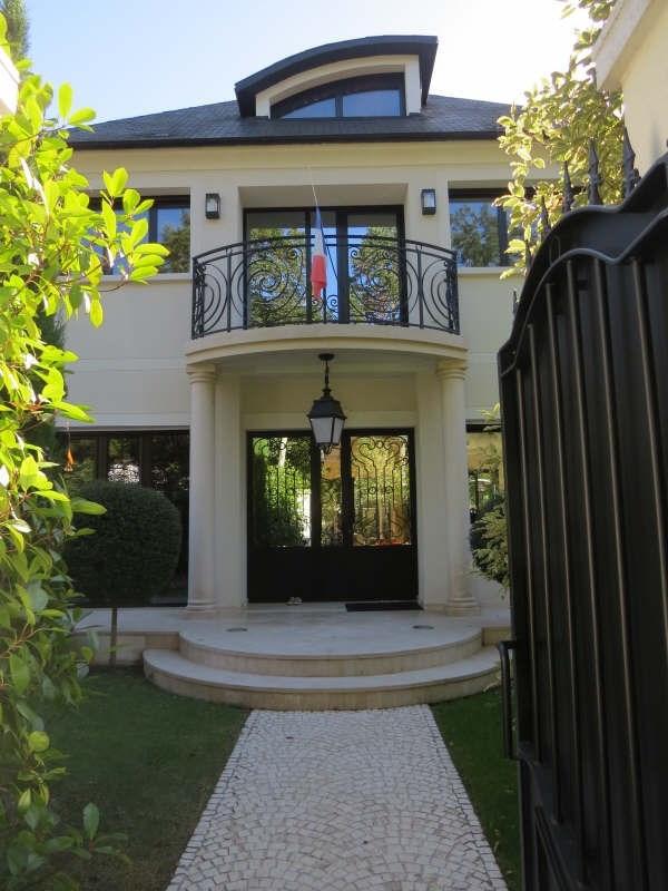 Deluxe sale house / villa Maisons-laffitte 1365000€ - Picture 1