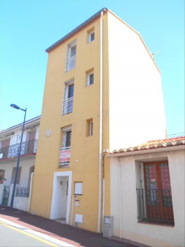Vente maison / villa Port vendres 172000€ - Photo 1