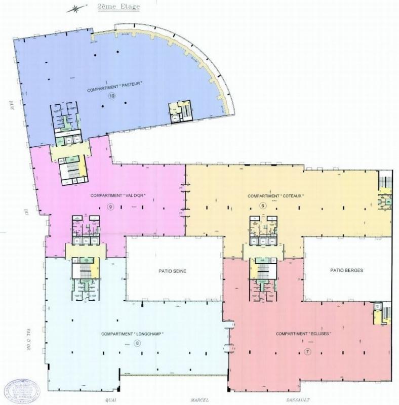 location bureau suresnes hauts de seine 92 5283 m r f rence n 15013240l. Black Bedroom Furniture Sets. Home Design Ideas