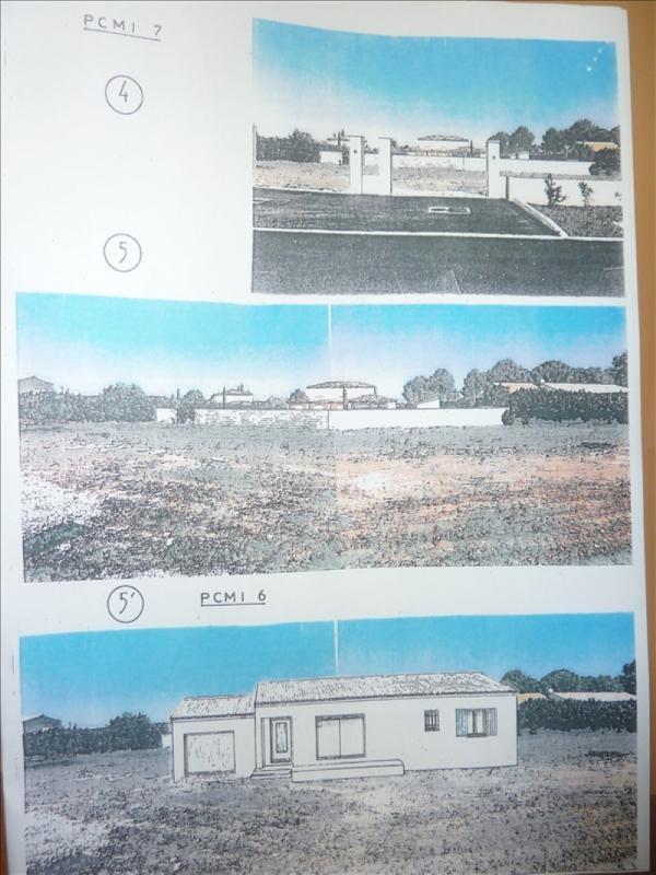 Revenda terreno Mazan 123000€ - Fotografia 3