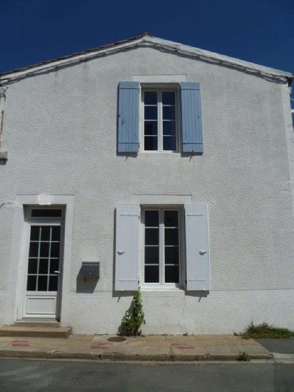 Vente maison / villa Le chateau d oleron 126800€ - Photo 1