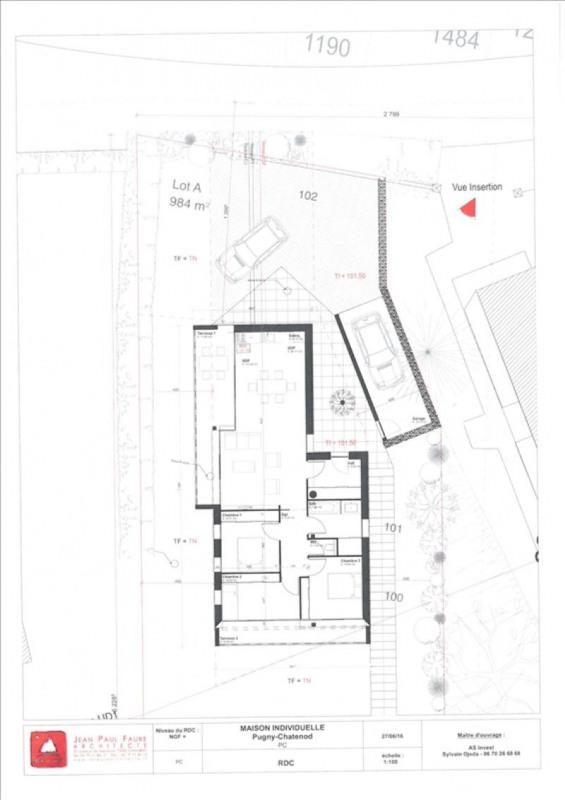 Vendita casa D'aix les bains 349000€ - Fotografia 2