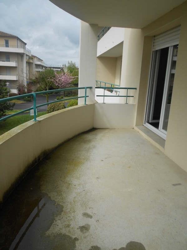 Location appartement Niort 449€ CC - Photo 2