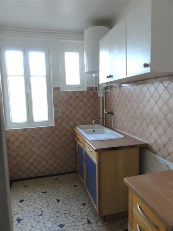 Rental apartment Colombes 800€ CC - Picture 2