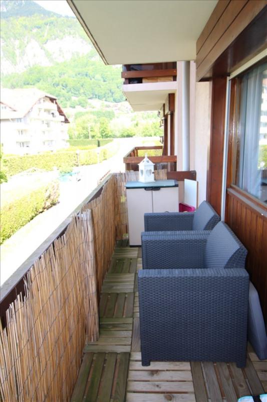 Vente appartement Sallanches 65000€ - Photo 2