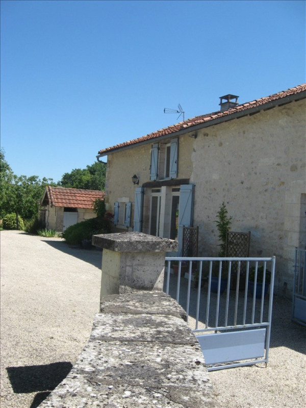 Vente maison / villa Brantome 294000€ - Photo 1