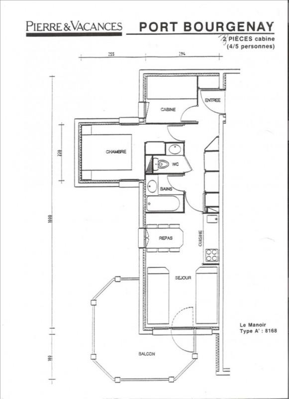 Vente appartement Talmont st hilaire 120000€ - Photo 4