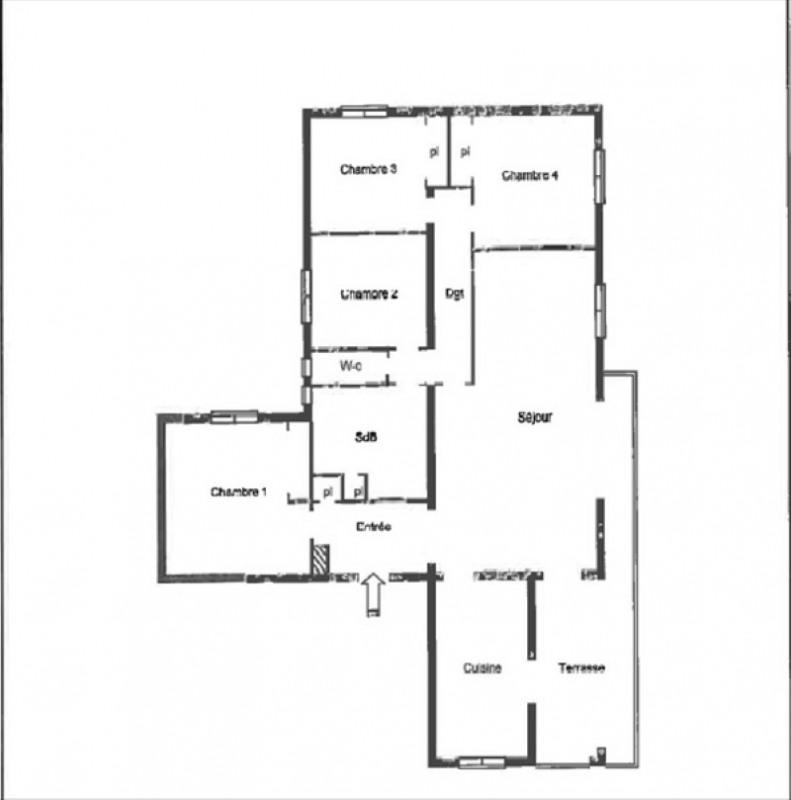 Vente appartement Arudy 129500€ - Photo 1