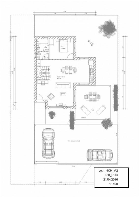 Sale house / villa Orgeval 440938€ - Picture 2
