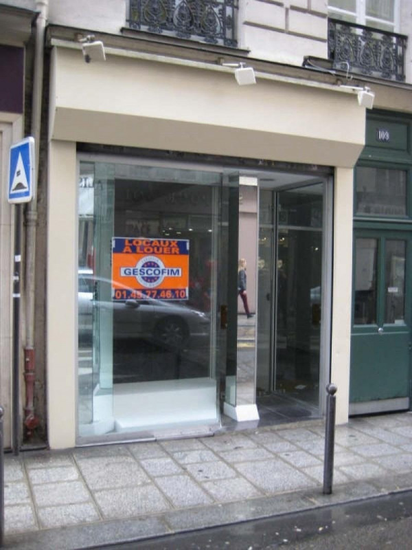 Location local commercial Paris 2ème 2 616€ HT/HC - Photo 3