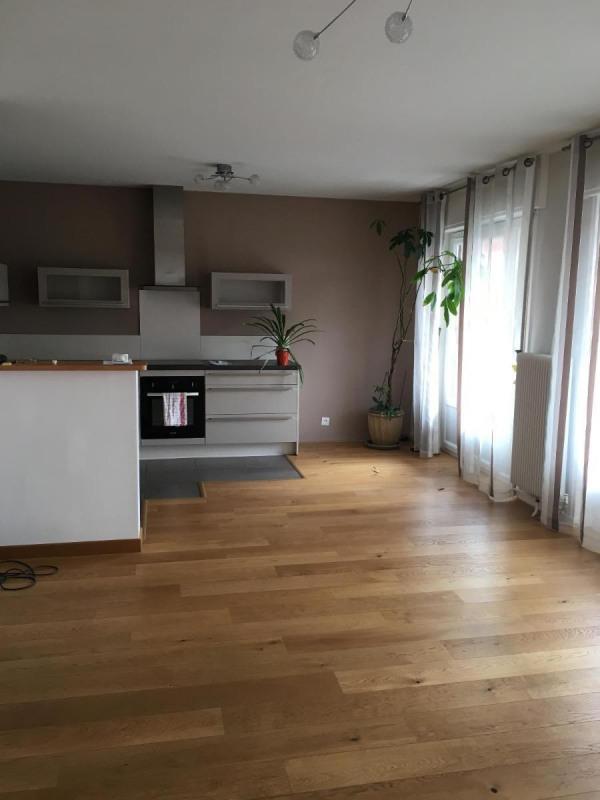 Rental apartment Caluire et cuire 850€ CC - Picture 1
