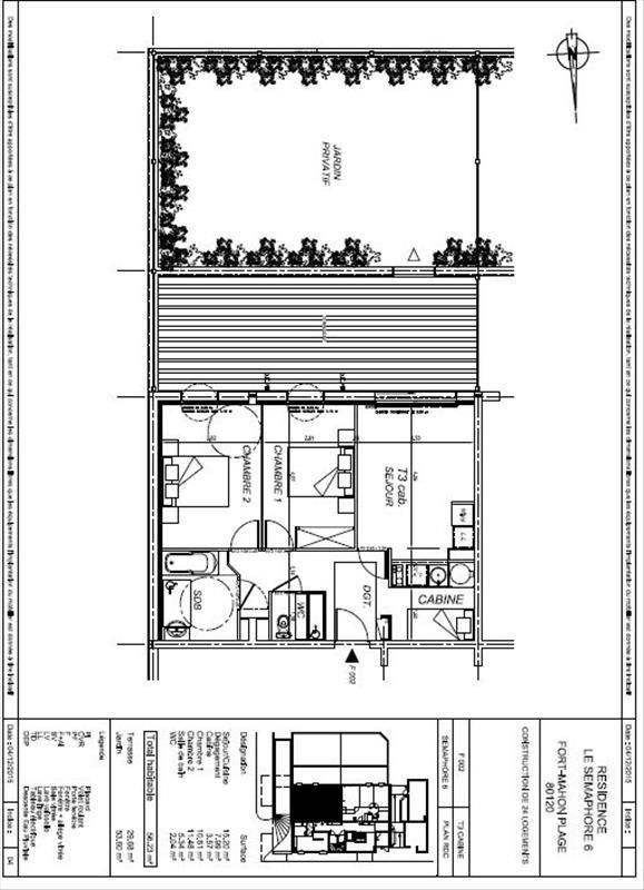Vente appartement Fort mahon plage 231000€ - Photo 4
