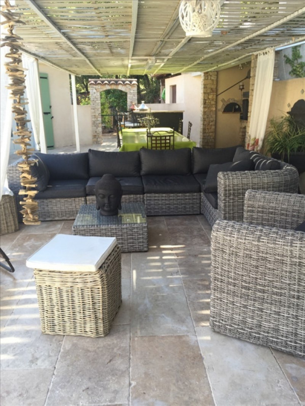 Vente de prestige maison / villa Mimet 680000€ - Photo 3