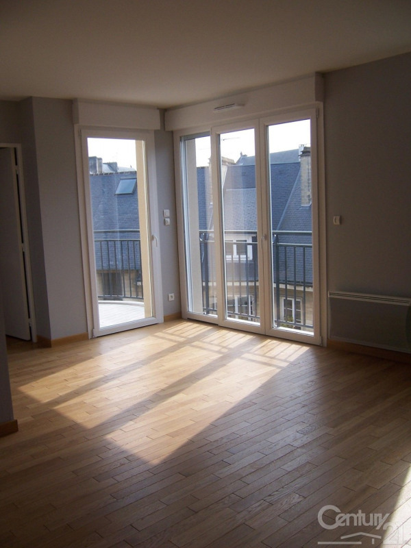 Location appartement Caen 595€ CC - Photo 1