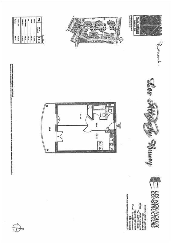 Vente appartement Peronnas 115000€ - Photo 5