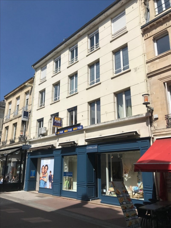 Location appartement Caen 483€ CC - Photo 1