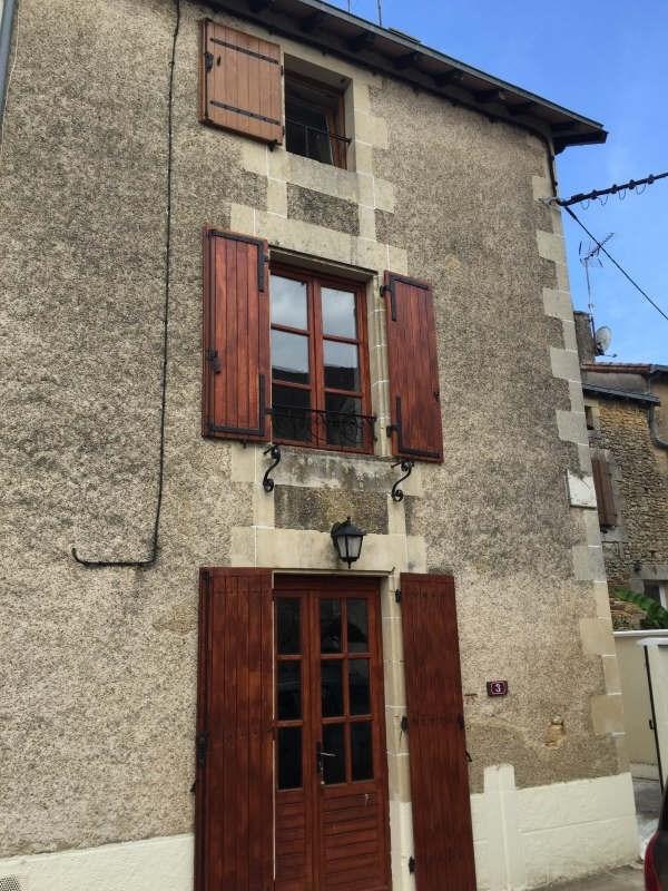 Vente maison / villa Marnay 86000€ - Photo 4