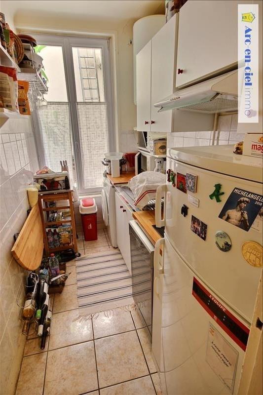 Verkoop  appartement Paris 17ème 309000€ - Foto 6