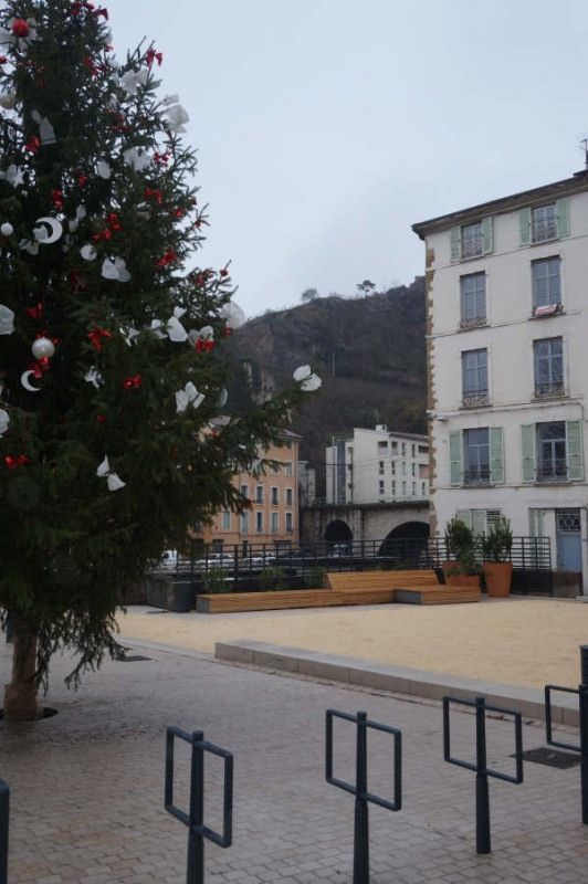 Vendita appartamento Vienne 112000€ - Fotografia 9