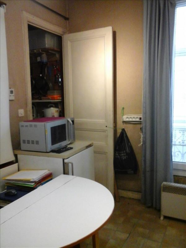 Sale apartment Paris 20ème 166000€ - Picture 3