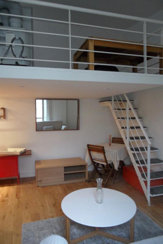 Rental apartment Paris 18ème 1086€ CC - Picture 4