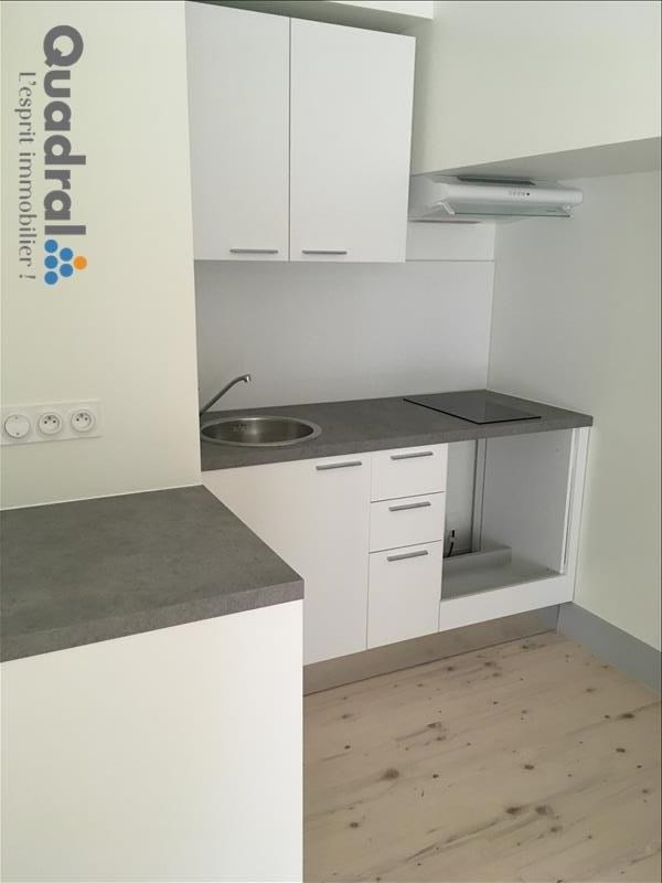 Location appartement Lyon 1er 549€ CC - Photo 1