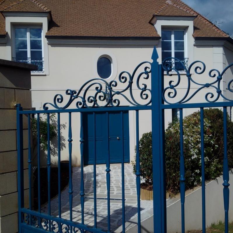 Deluxe sale house / villa Orgeval 850000€ - Picture 9