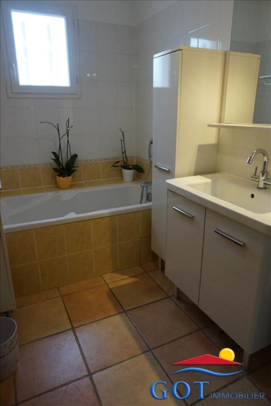 Vente maison / villa Pia 265000€ - Photo 6
