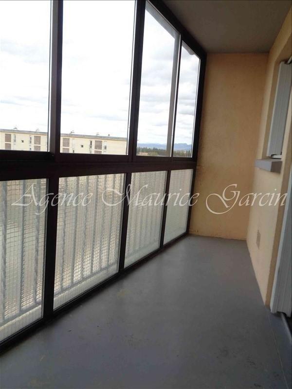 Verhuren  appartement Orange 450€ CC - Foto 4