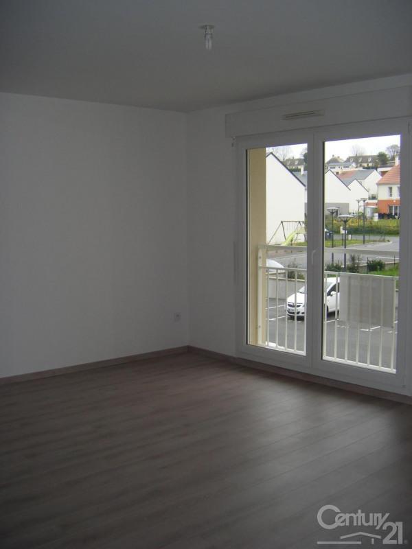 Locação apartamento Fleury sur orne 535€ CC - Fotografia 1