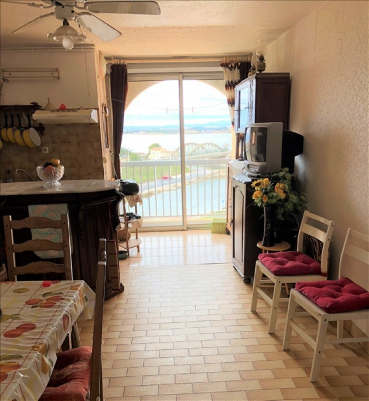 Sale apartment Carnon 118 000€ - Picture 2