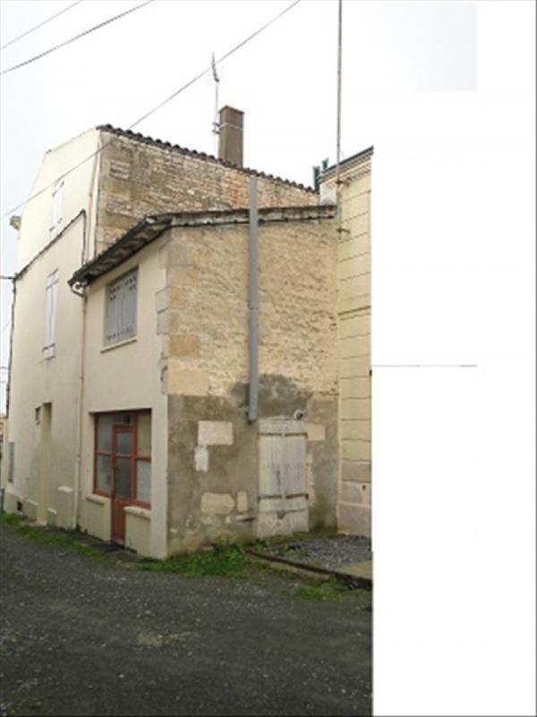 Sale building Niort 54500€ - Picture 1