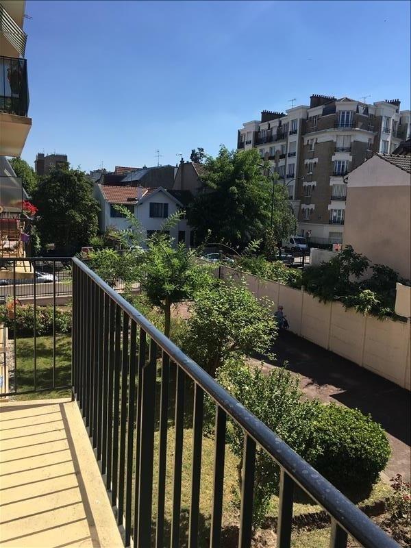Rental apartment Asnieres sur seine 1319€ CC - Picture 1