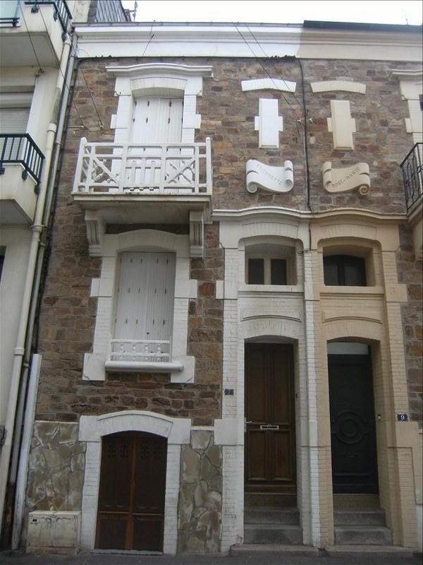 Sale apartment Les sables d olonne 67000€ - Picture 1