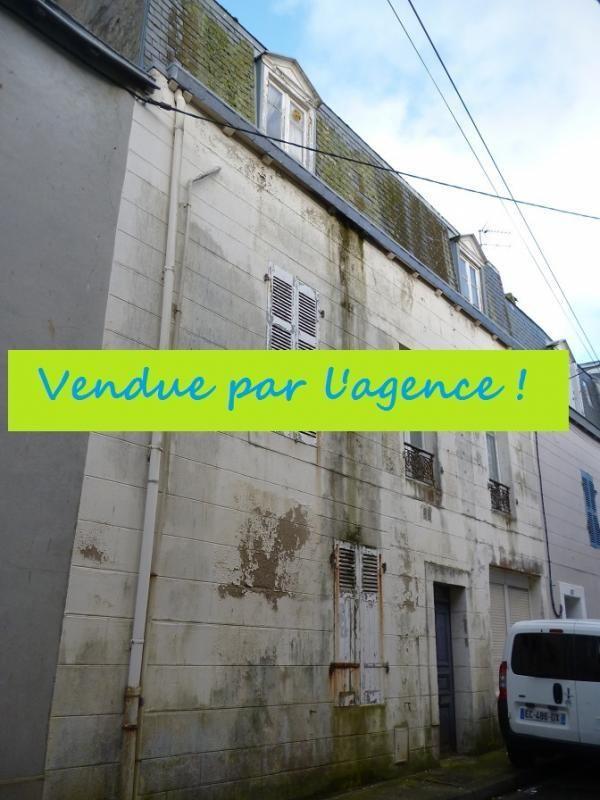 Vente maison / villa Douarnenez 29000€ - Photo 1