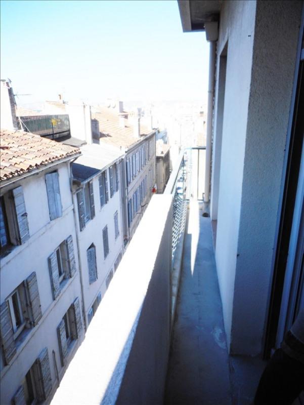Venta  apartamento Marseille 7ème 87500€ - Fotografía 3