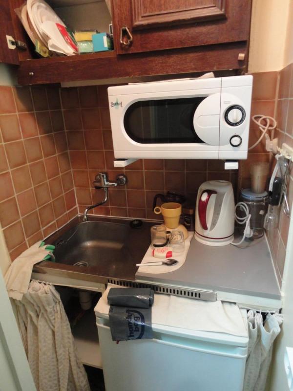 Vente appartement Paris 6ème 134000€ - Photo 8