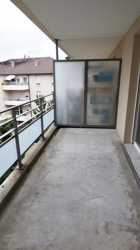 Rental apartment Ville la grand 1114€ CC - Picture 4