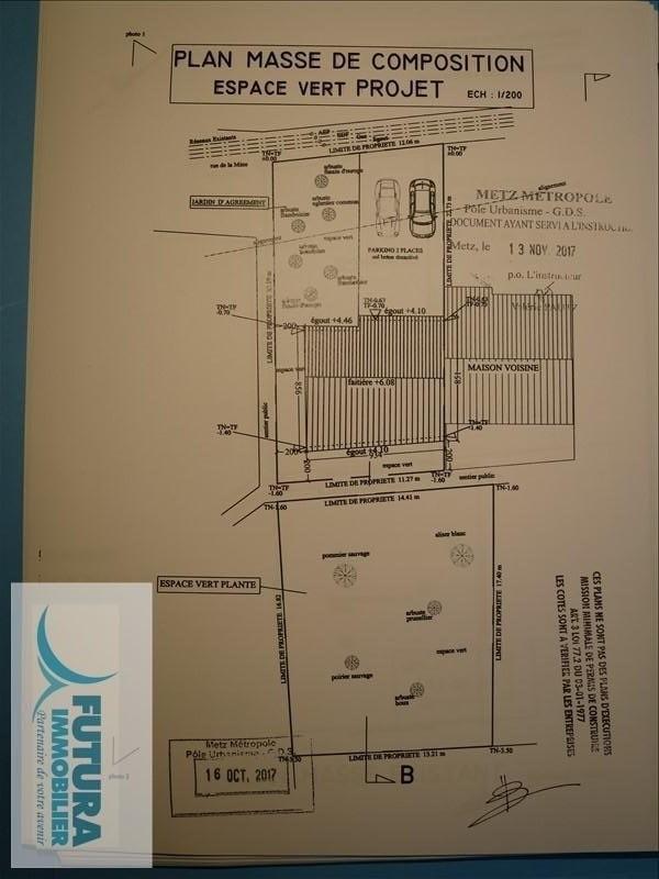 Vente terrain Ars sur moselle 79000€ - Photo 5