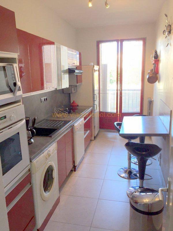 Vendita nell' vitalizio di vita appartamento Nice 62500€ - Fotografia 2