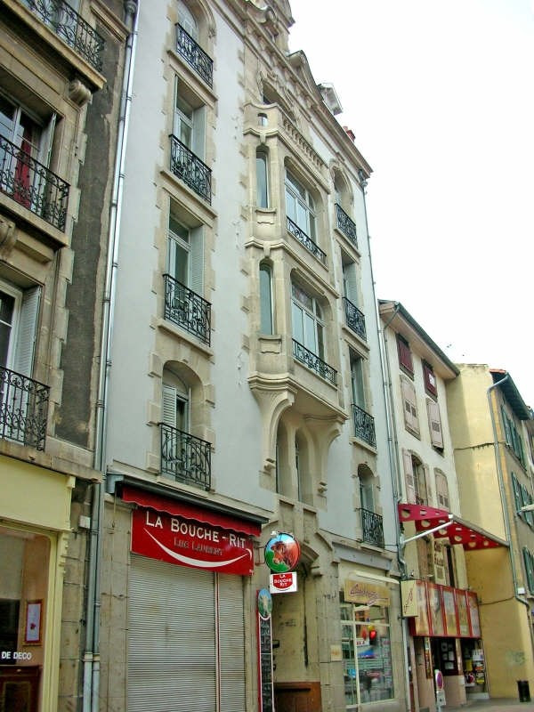 Rental apartment Le puy en velay 339,79€ CC - Picture 3